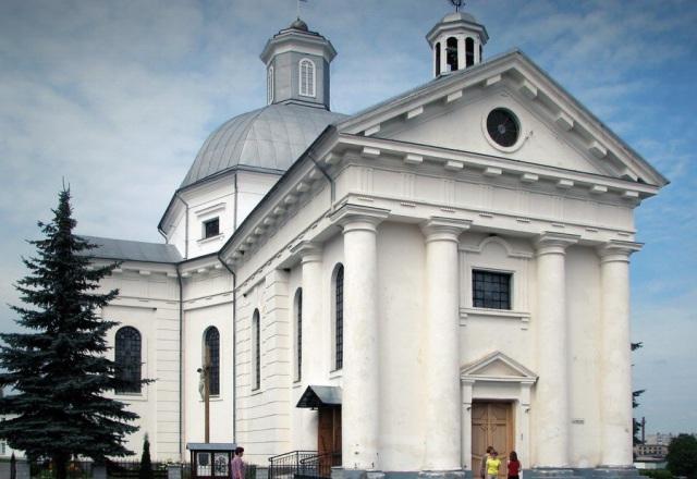 Костел Святой Терезы в Вильнюсе