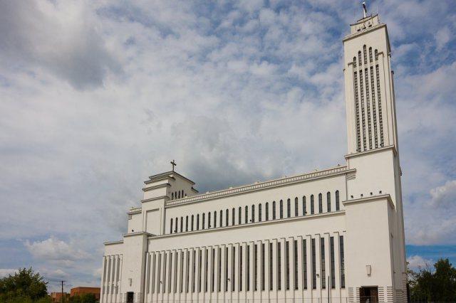 Церковь Воскресения Христова в Каунасе
