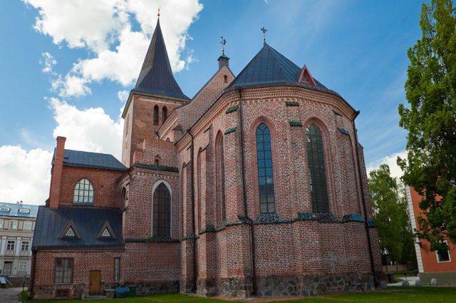 Церковь Яановская в Тарту