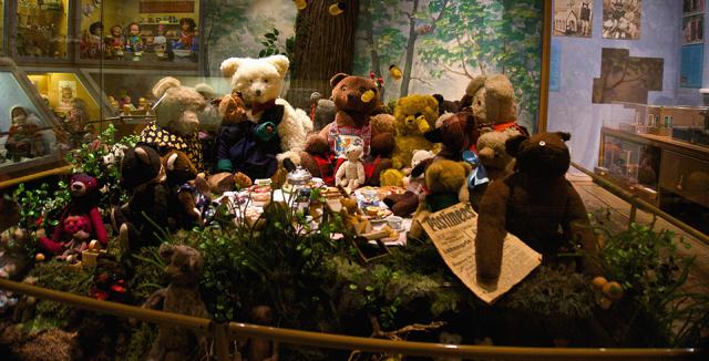 Музей игрушек в Тарту