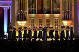 Концерт в Домском Соборе