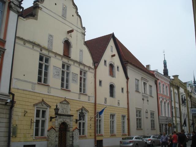 Дом Братства Черноголовых в Старом Таллине