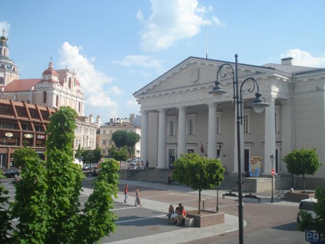 Литовский Музей Искусств в Вильнюсе