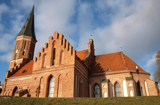 Костел Витовта в Каунасе