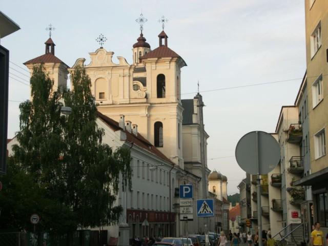 Костел Святого Духа в Вильнюсе