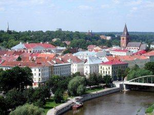 Тарту - исторический центр Эстонии