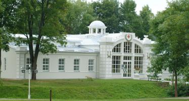 Санатории Литвы