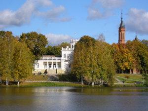 Национальный парк Дзукия в Литве
