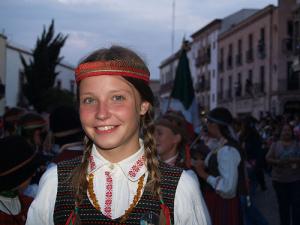 Женские имена в Латвии