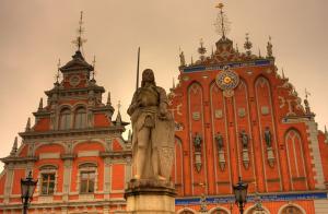 Мужские имена в Латвии