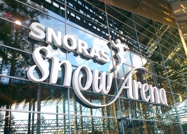 Горнолыжный комплекс Snow Arena в Друскининкае