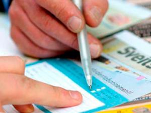 Документы для оформления визы в Литву