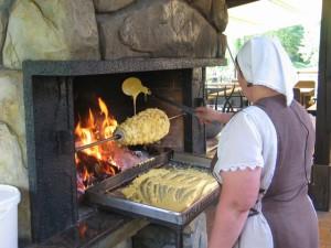 Приготовление торта Шакотис