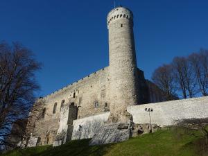 Замок Тоомпеа в Эстонии