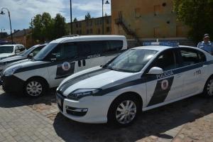Помощь полиции туристам Латвии