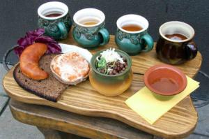 Особенности латышской кухни