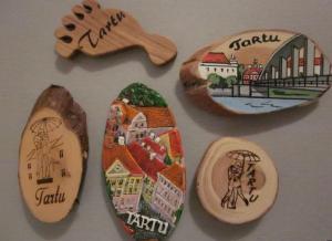 Сувениры из Тарту