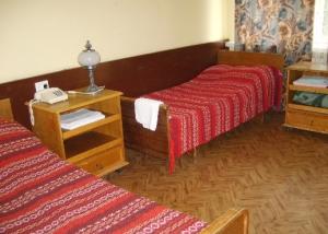 В номере санатория Белоруссия