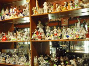 Магазин сувениров в Нарве