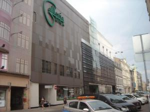 Рижский торговый центр Galleria Riga