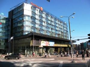 Торговый центр Foorum в Таллине