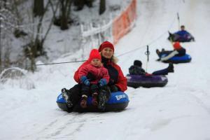 Зимний отдых в Таллине с детьми