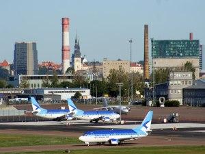Как добраться до аэропорта Таллина