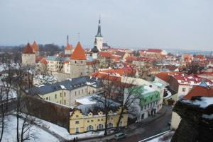 Таллин в марте