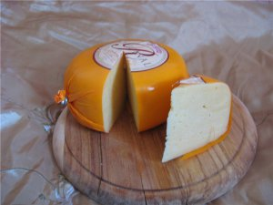 Литовский сыр Рокишкио
