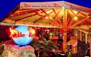 Ресторан DeCuba в Паланге