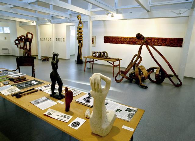 Дом-музей Антанаса Мончиса в Паланге
