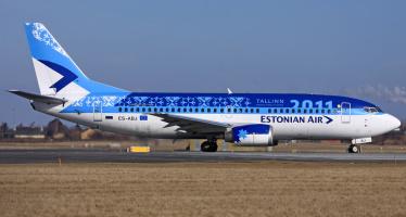Эстонские авиалинии