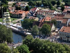 Клайпеда - город Литвы