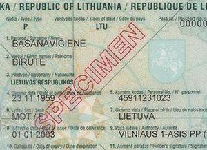 Происхождение литовских имен