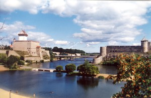Нарва - город Эстонии