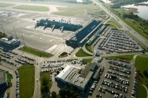 Крупнейший аэропорт Таллина