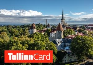 Покупка Tallin Card