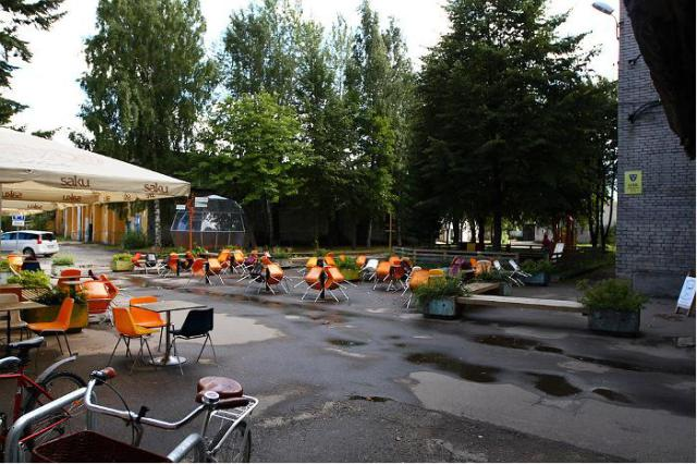 Творческий городок Теллискиви в Таллине