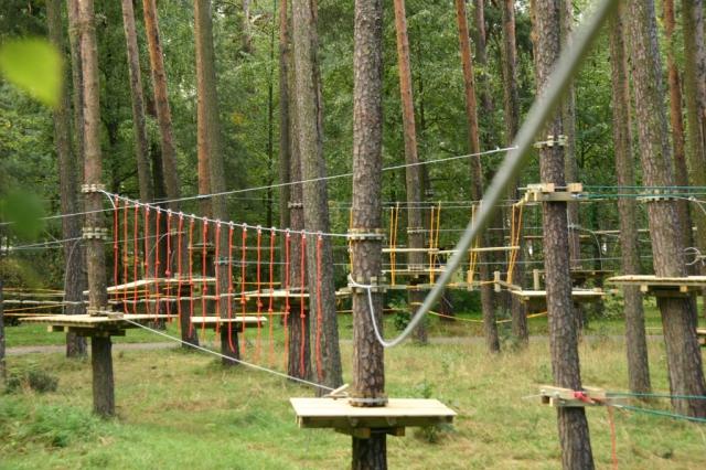 One Adventure Park в Друскининкае