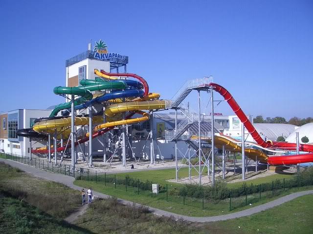Аквапарк в Друскининкае