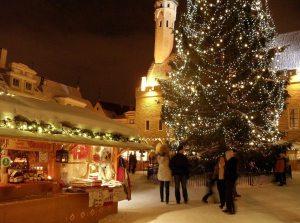 Таллин перед Рождеством