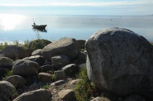 Остров Кихну в Эстонии