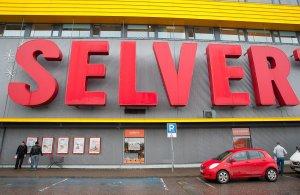 Магазин SELVER в Тарту