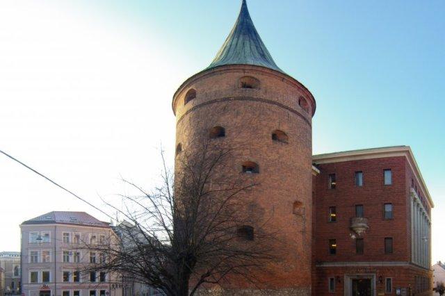 Латвийский военный музей в Риге