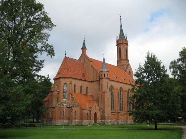 Костел Пресвятой Девы Марии в Друскининкае