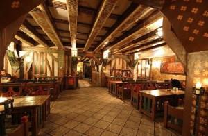 Ресторан Pie Kristapa Kunga в Риге