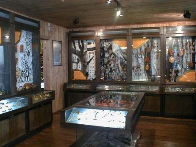 Музей янтаря в поселке Нида