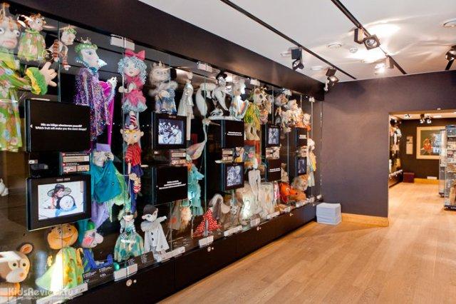 Кукольный театр и музей в Таллине