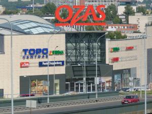 Торговый центр Ozas