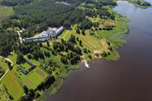 Санаторий Вярска в Эстонии